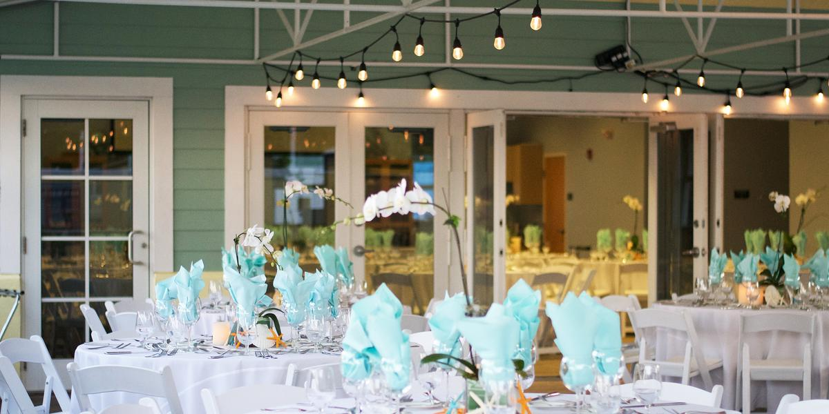 Loggerhead Marinelife Center wedding Boca Raton