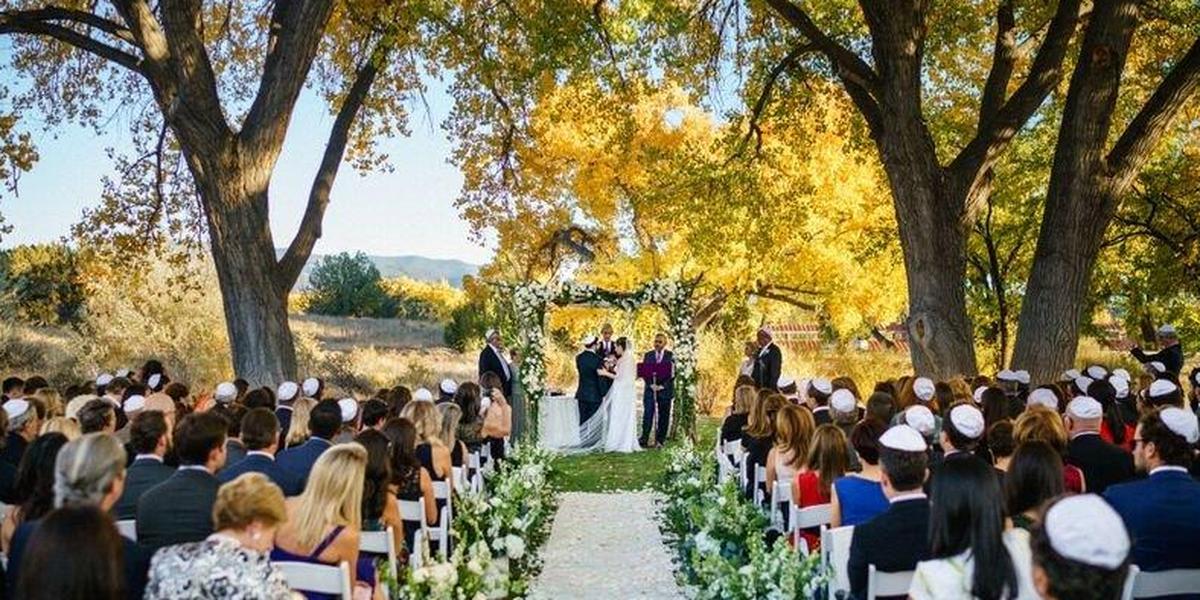 La Mesita Ranch Estate wedding New Mexico