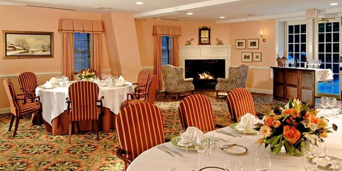 The Inn at Montchanin Village/Krazy Kat's Restaurant wedding Delaware