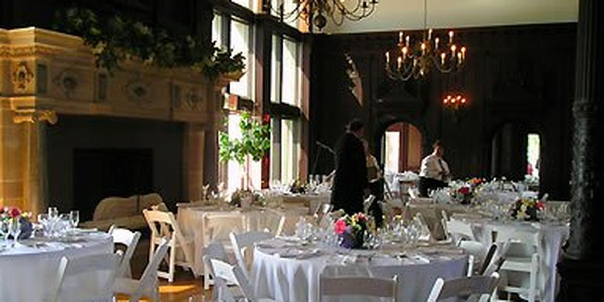 Branford House Mansion wedding New London