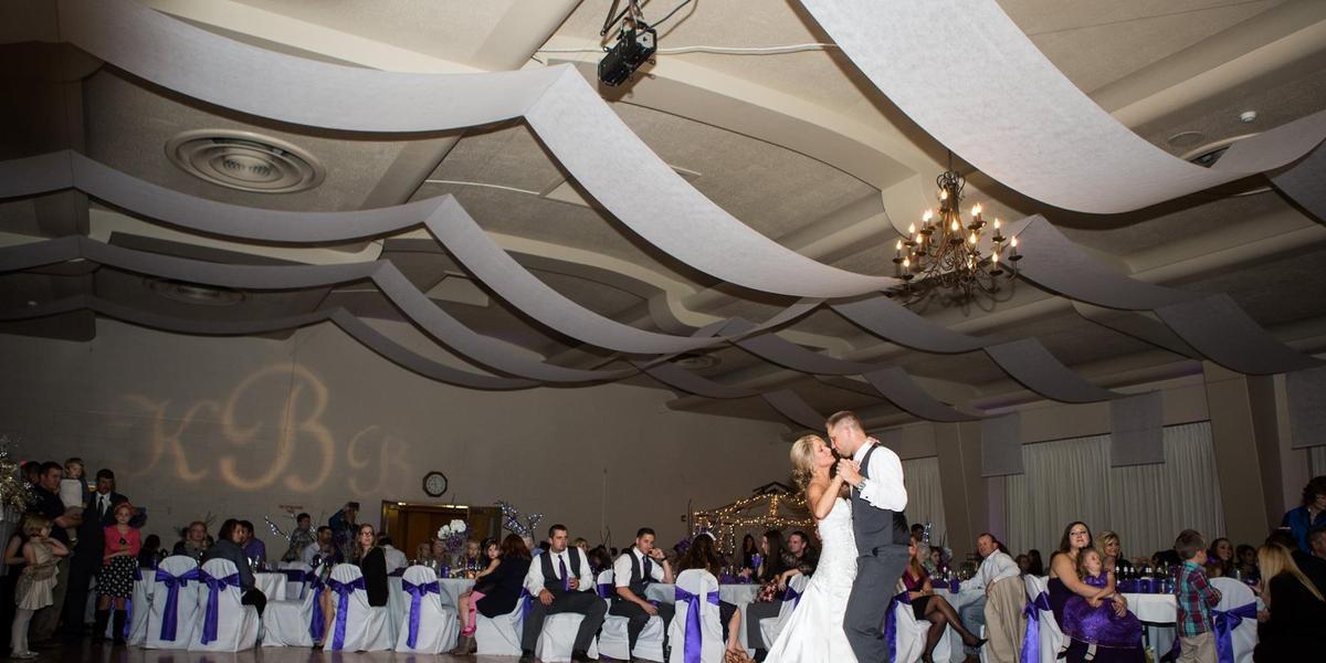 Atchison Event Center wedding Kansas City