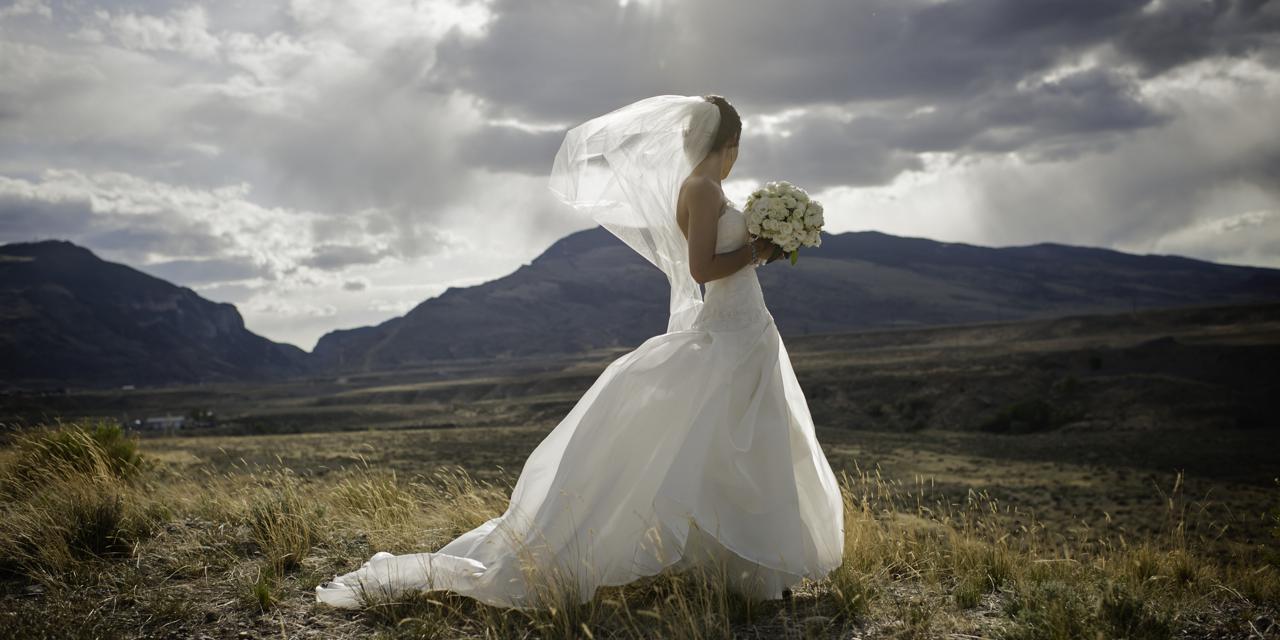 Buffalo Bill Center of the West wedding Wyoming