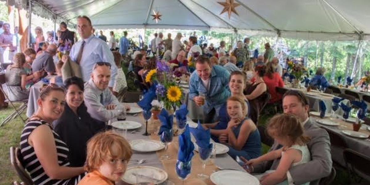 Buckhorn Resort On Caribou Lake wedding Minnesota