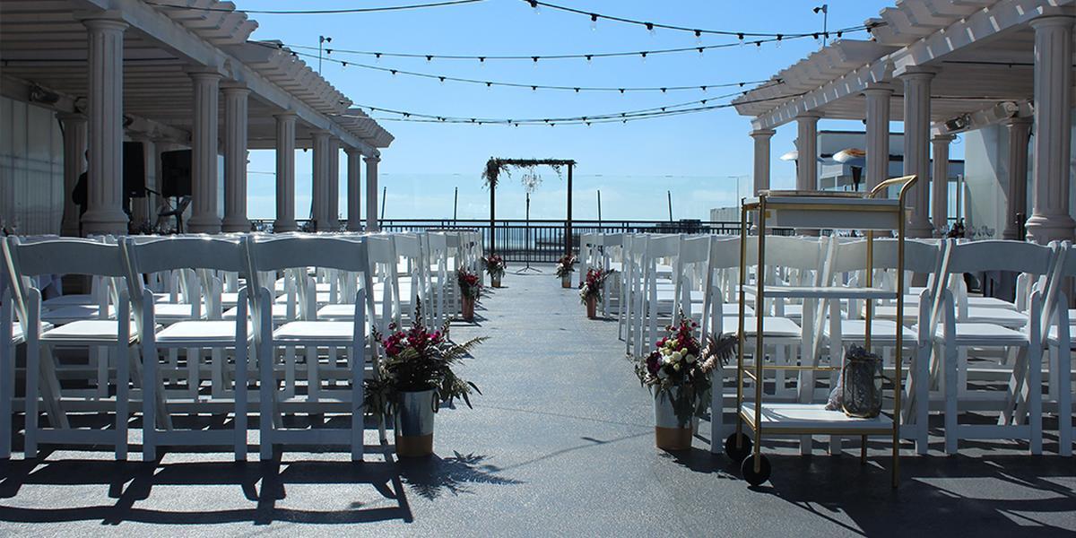 Porto Vista Hotel wedding San Diego