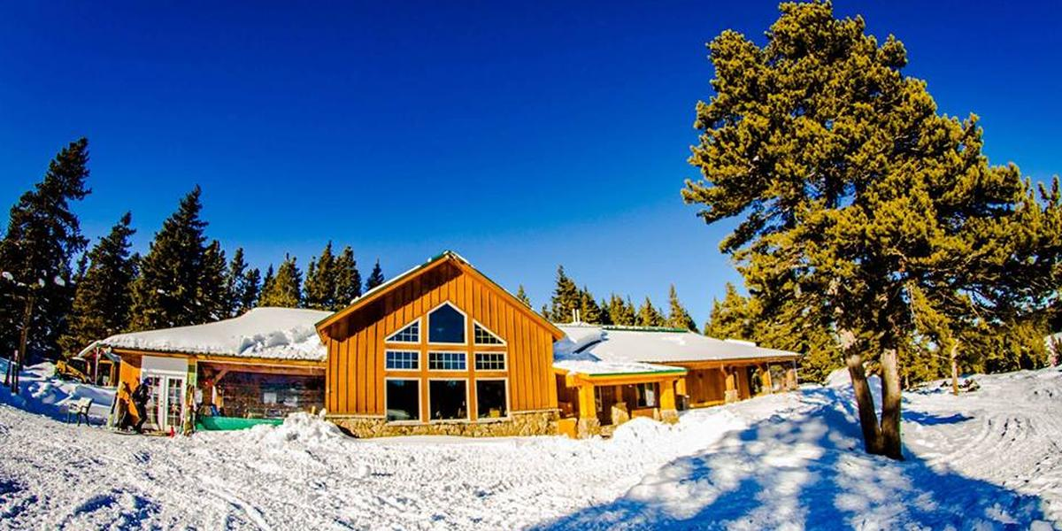Wyoming High Country Lodge wedding Wyoming