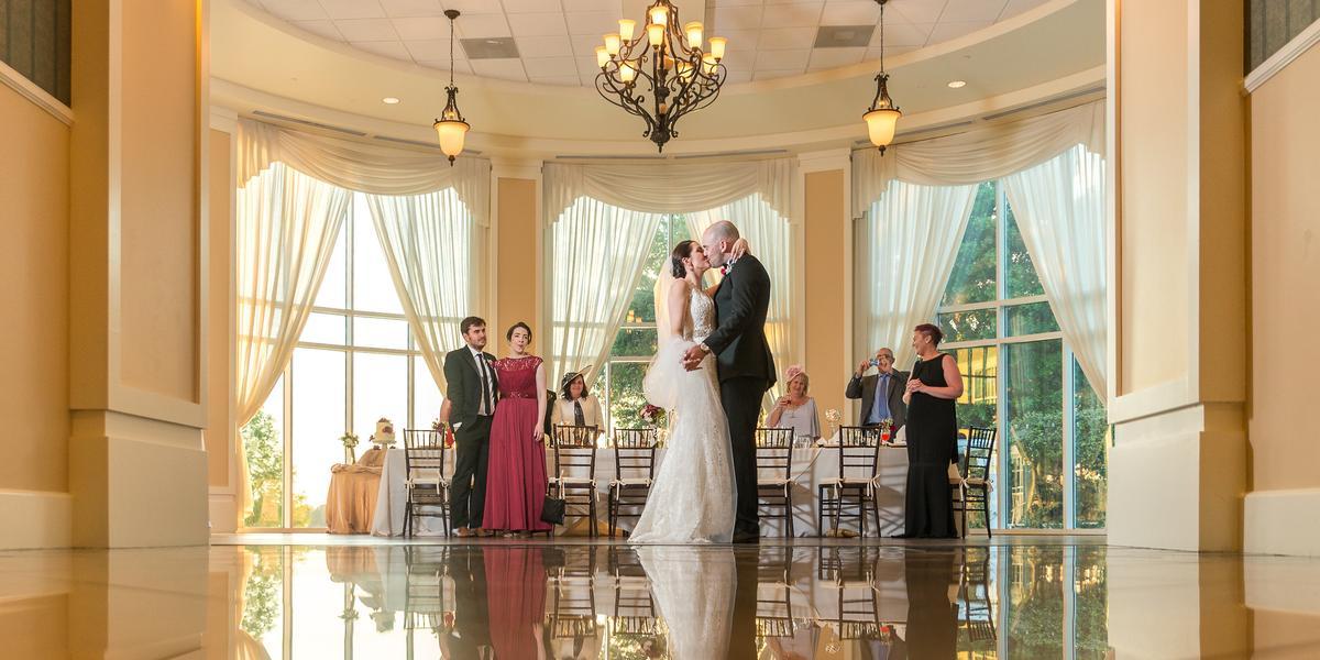 Lake Mary Events Center wedding Orlando