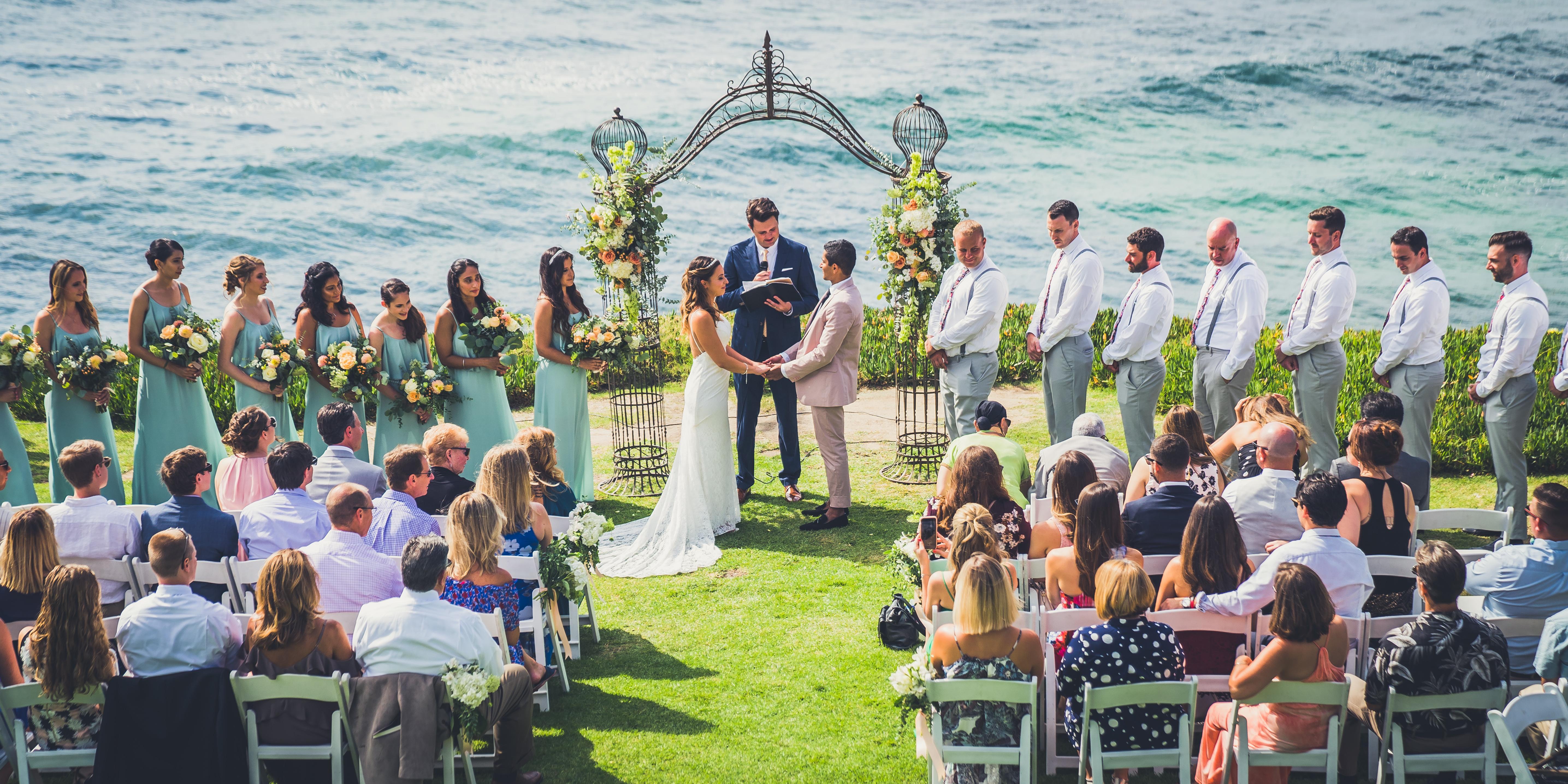 Cuvier Club wedding San Diego