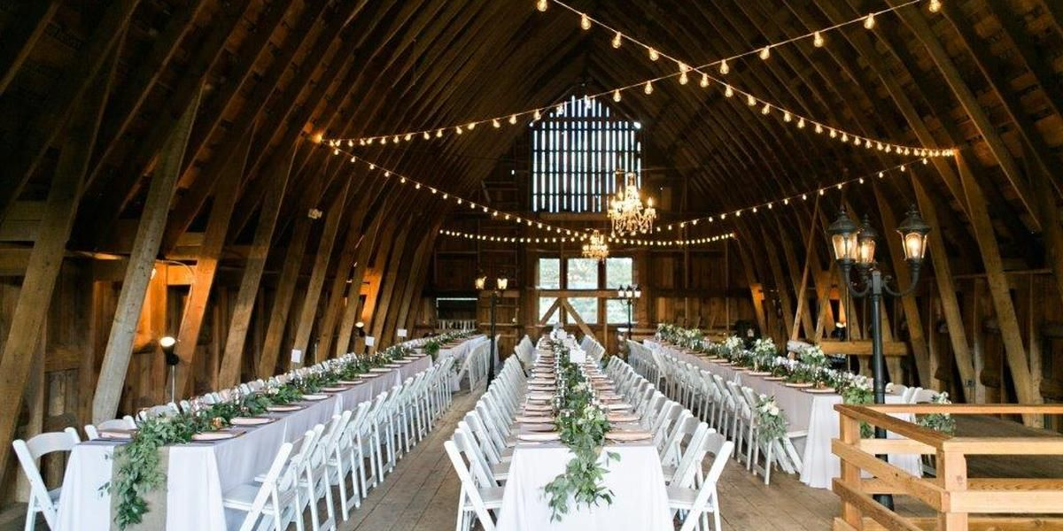 Homestead Barn at Dover Bay wedding Idaho
