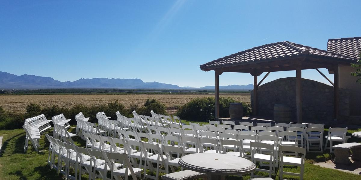 Rio Grande Vineyard & Winery wedding New Mexico
