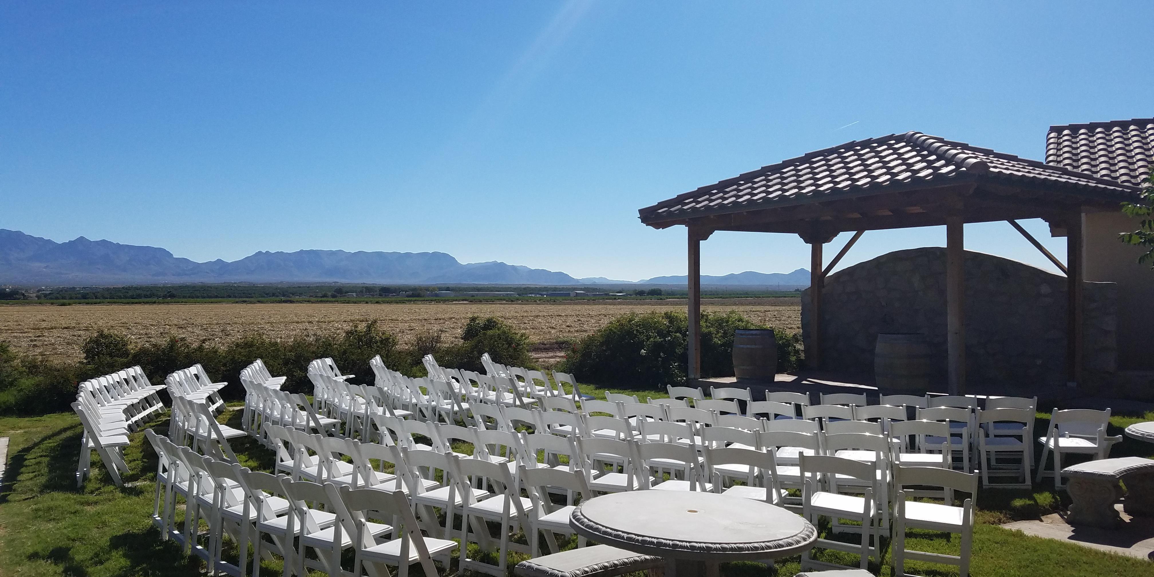 Rio Grande Vineyard & Winery wedding New Mexico