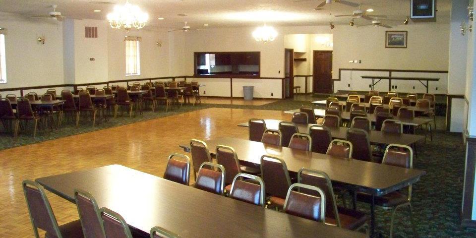 Belpre Shrine Club wedding Southeast Ohio