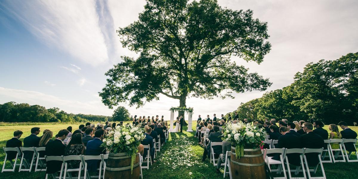 The Barns at Summerfield Farms wedding Greensboro/Triad