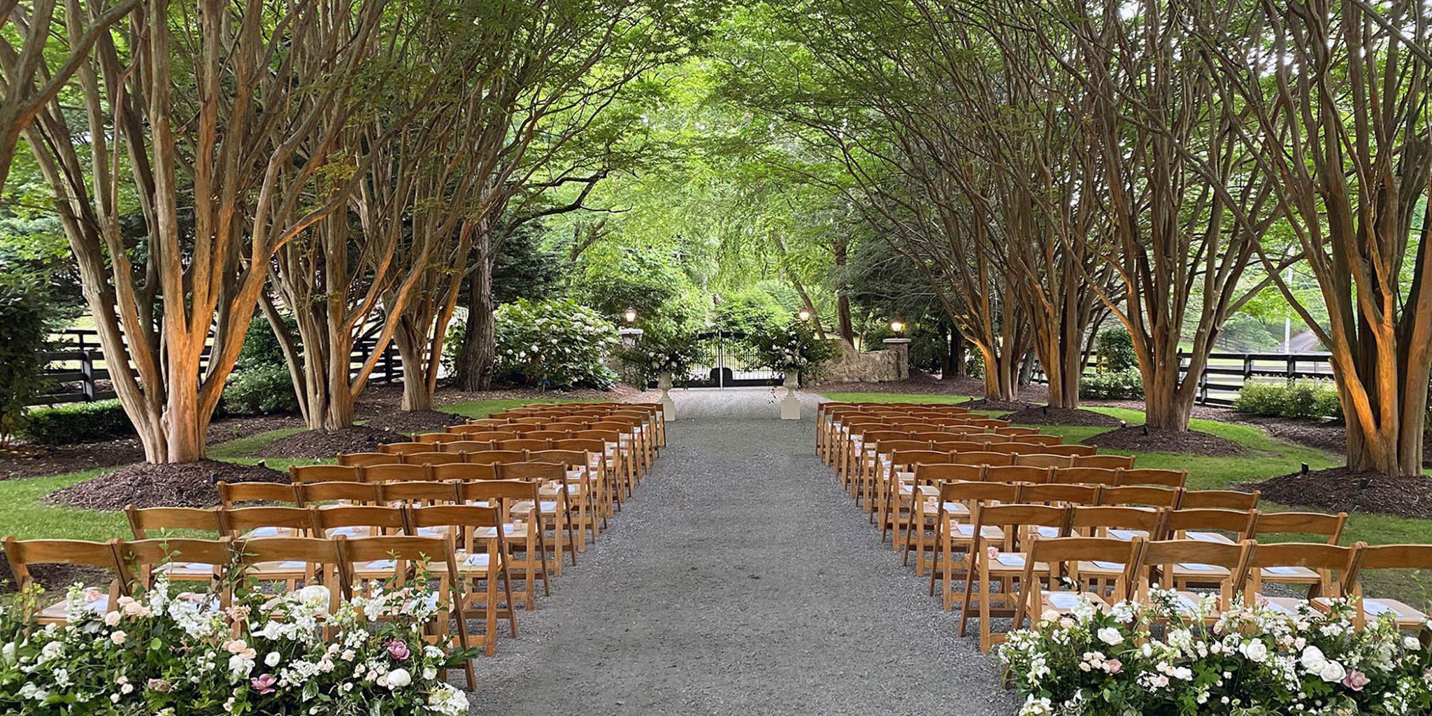 Hawkesdene wedding Asheville