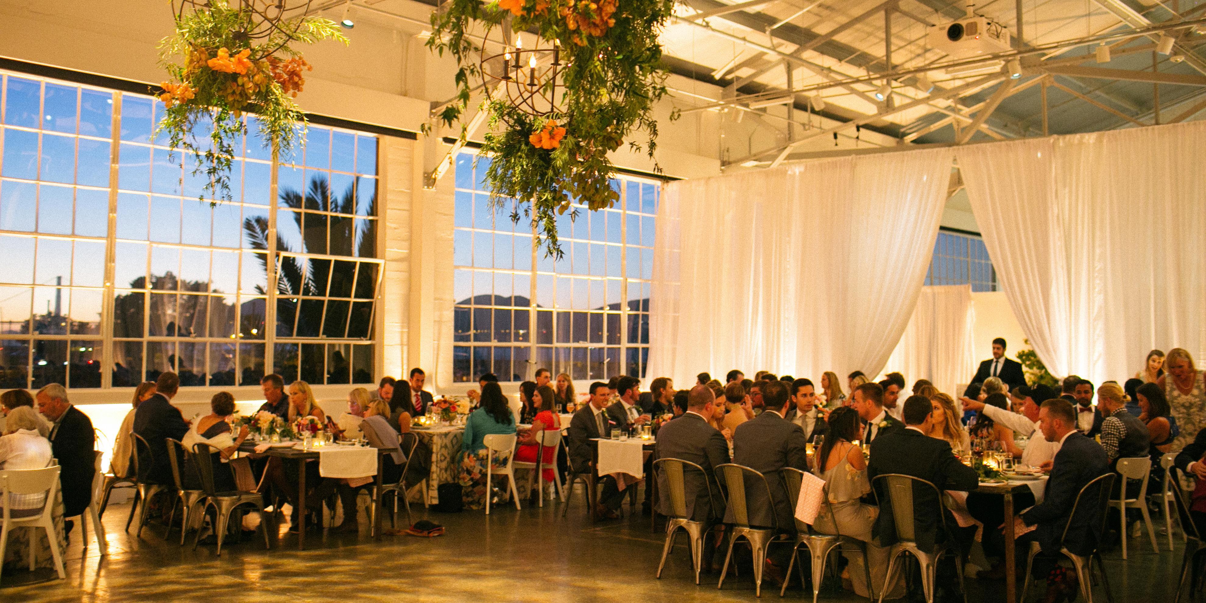 Fort Mason Center for Arts & Culture wedding San Francisco