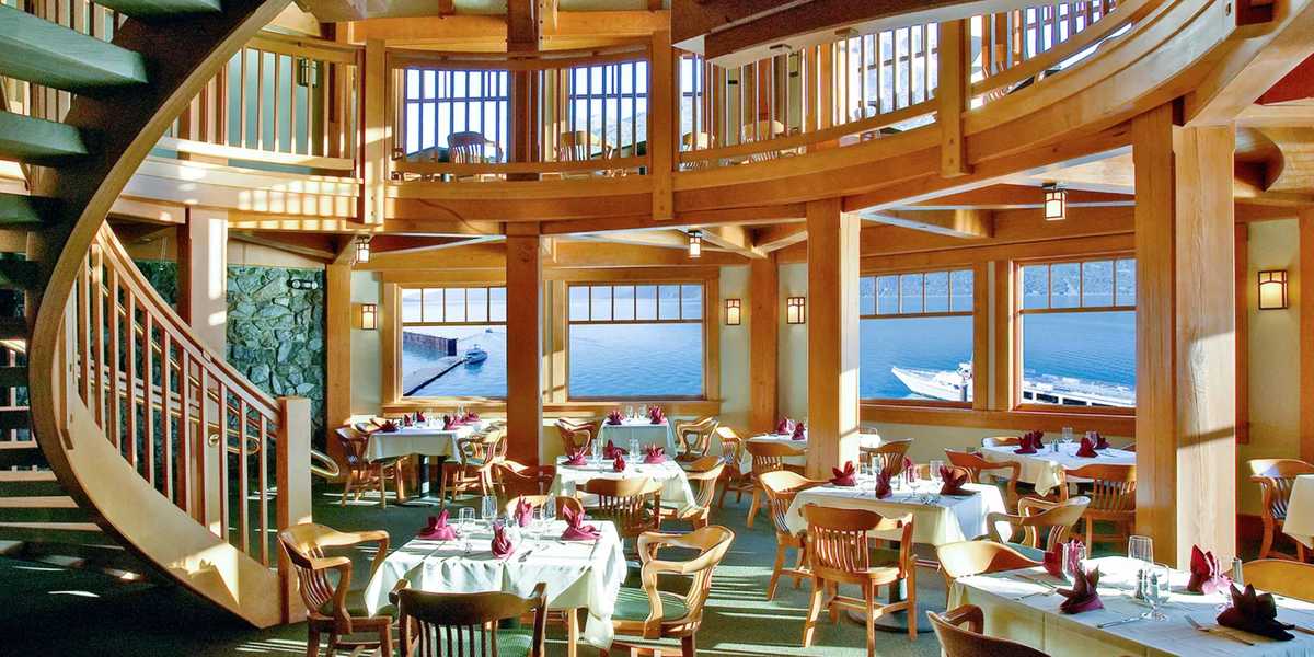 Inn at Whittier wedding Alaska