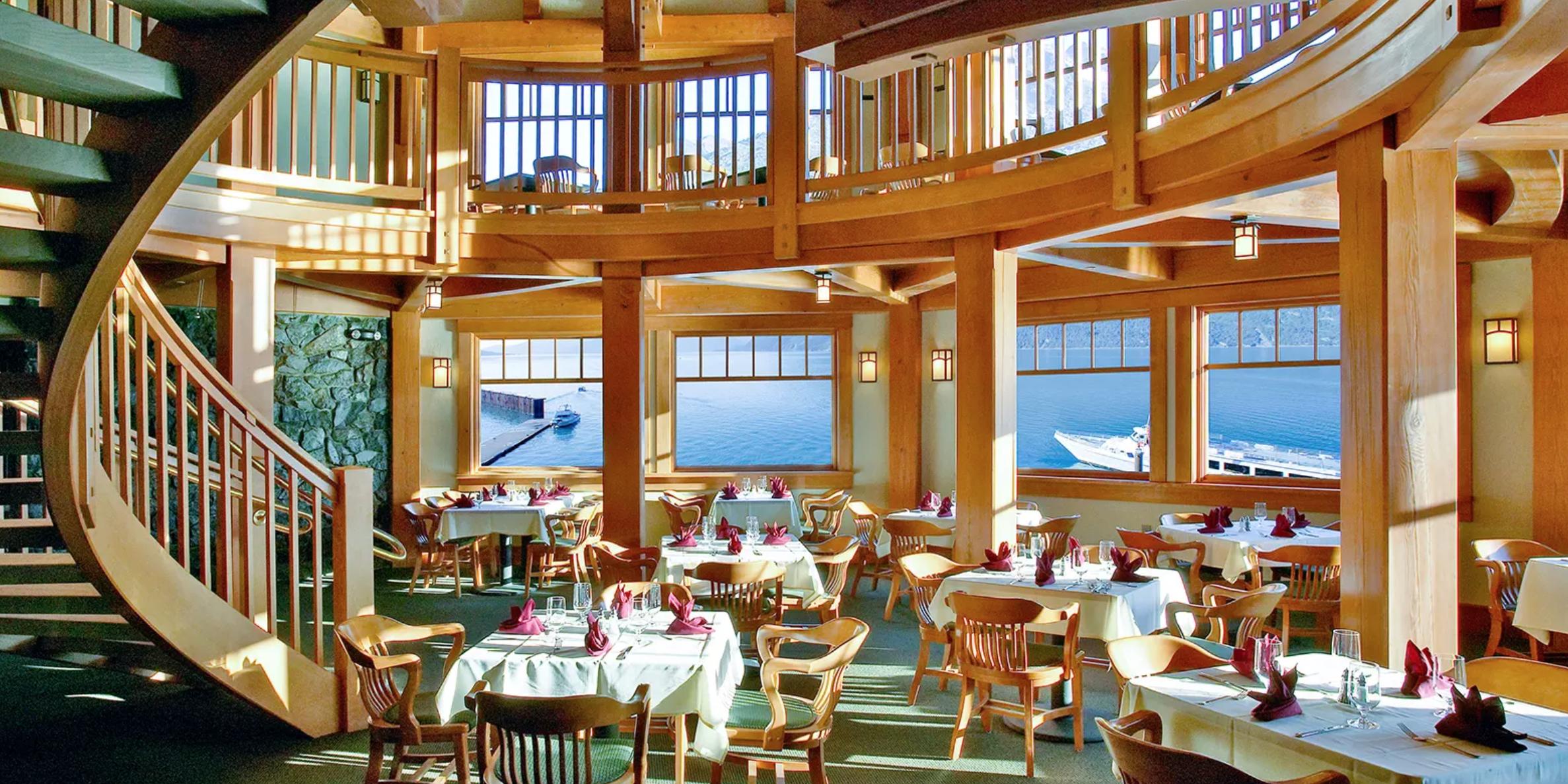 Inn at Whittier wedding Alaska