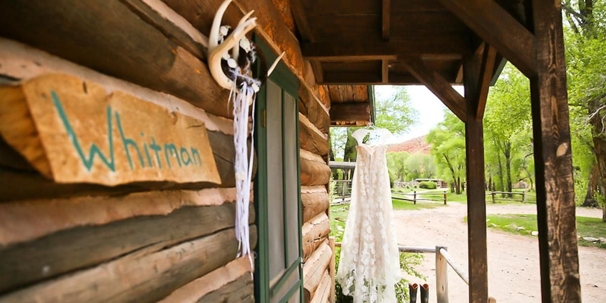 Lazy L&B Ranch wedding Wyoming