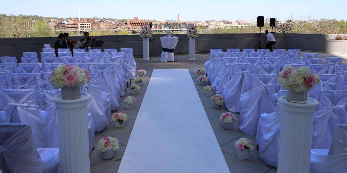 Le Meridien Arlington wedding Northern Virginia