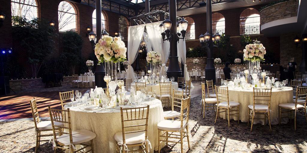The Inn at St. John's wedding Detroit