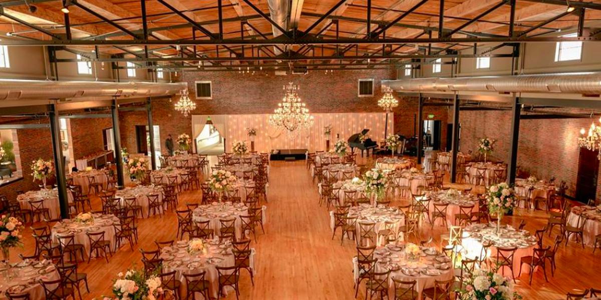 The Armory wedding Northwest Indiana
