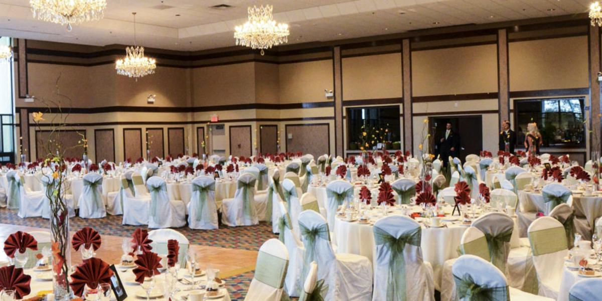Pipers Banquet wedding Chicago
