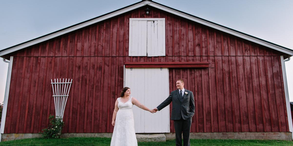 Harmony Hill Farm wedding Maine