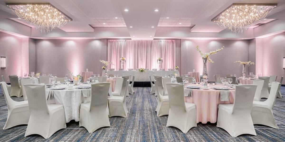 Hilton Minneapolis/Bloomington Hotel wedding Minnesota