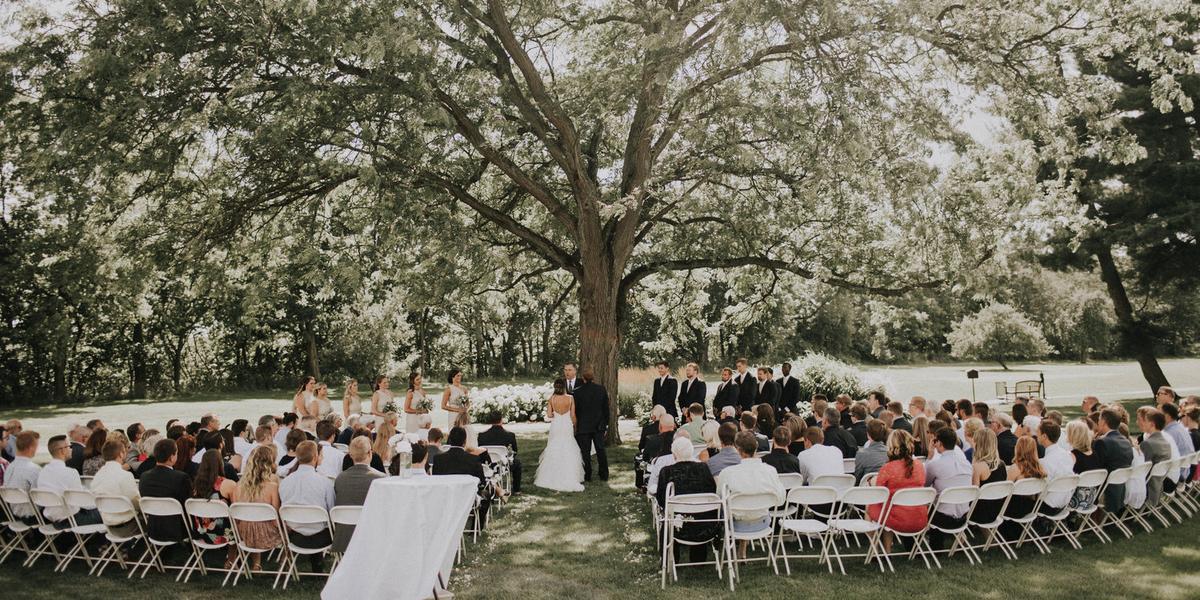 Blythefield Country Club wedding Grand Rapids