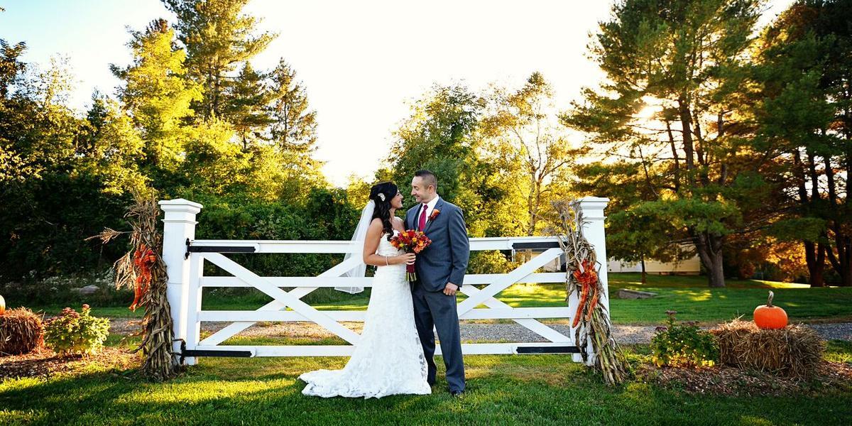 Groveland Fairways wedding Western Massachusetts