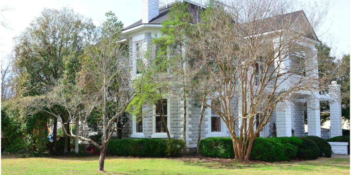 Greystone Mansion wedding Southern Alabama