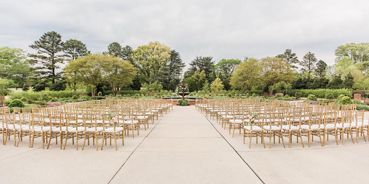 Memphis Botanic Gardens wedding Memphis
