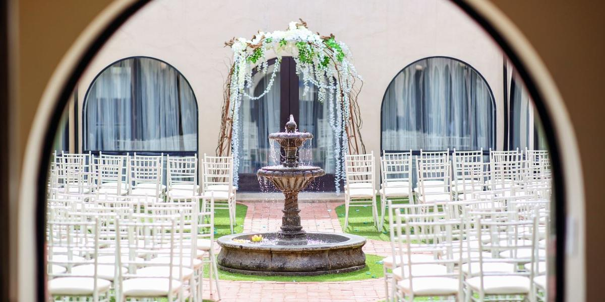 Encore Event Center wedding San Diego