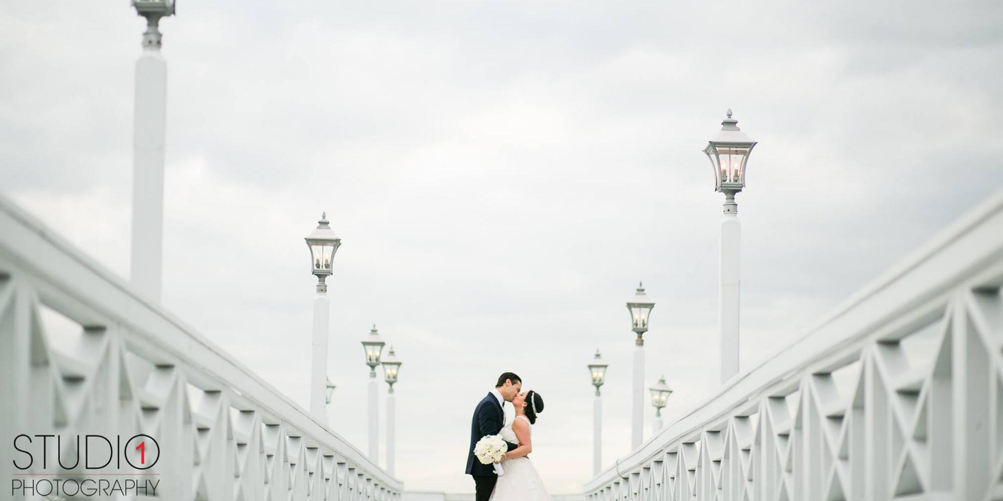 Marina Del Rey wedding Queens