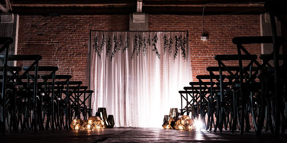 Brick + Mortar wedding Wichita