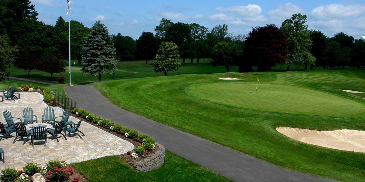 Mohawk Golf Club wedding Finger Lakes