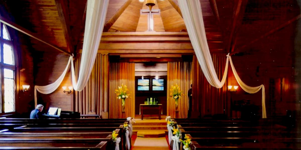 Sausalito Presbyterian Church wedding Marin