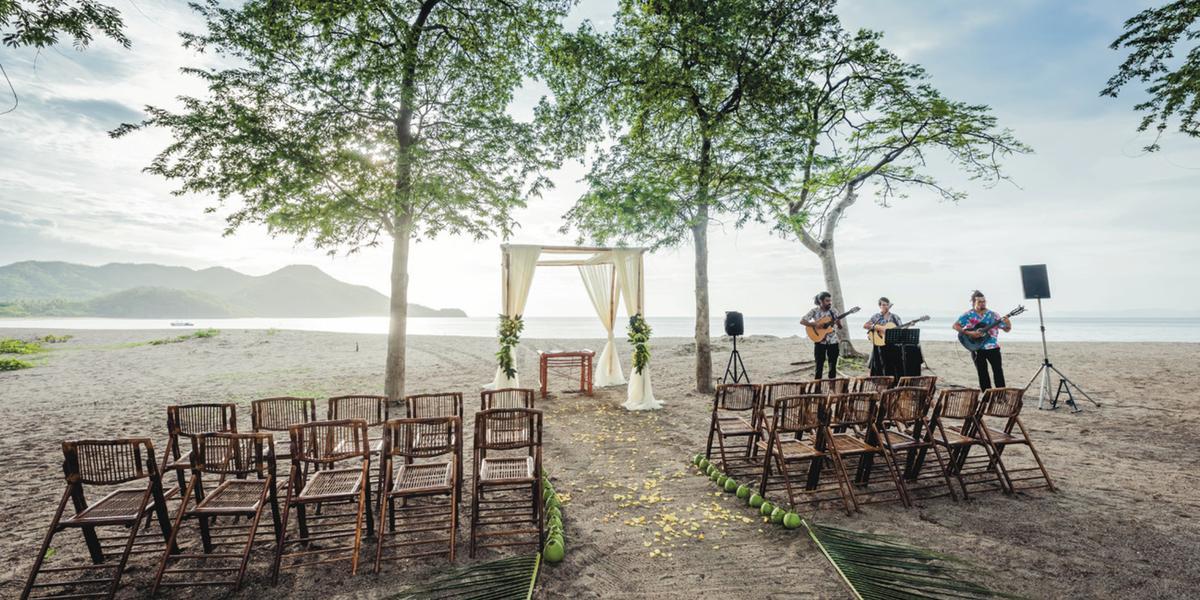 Riu Palace Costa Rica wedding Costa Rica