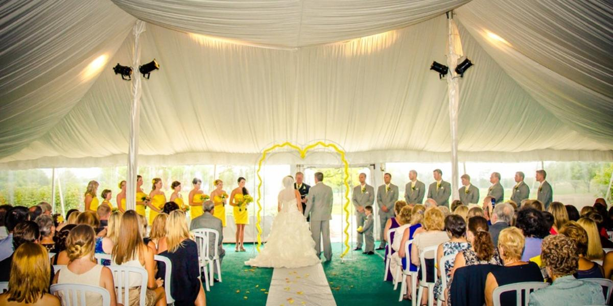 Indian Lakes Hotel wedding Chicago