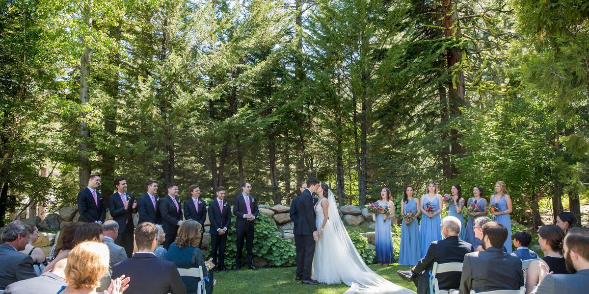 Granlibakken Tahoe wedding Tahoe