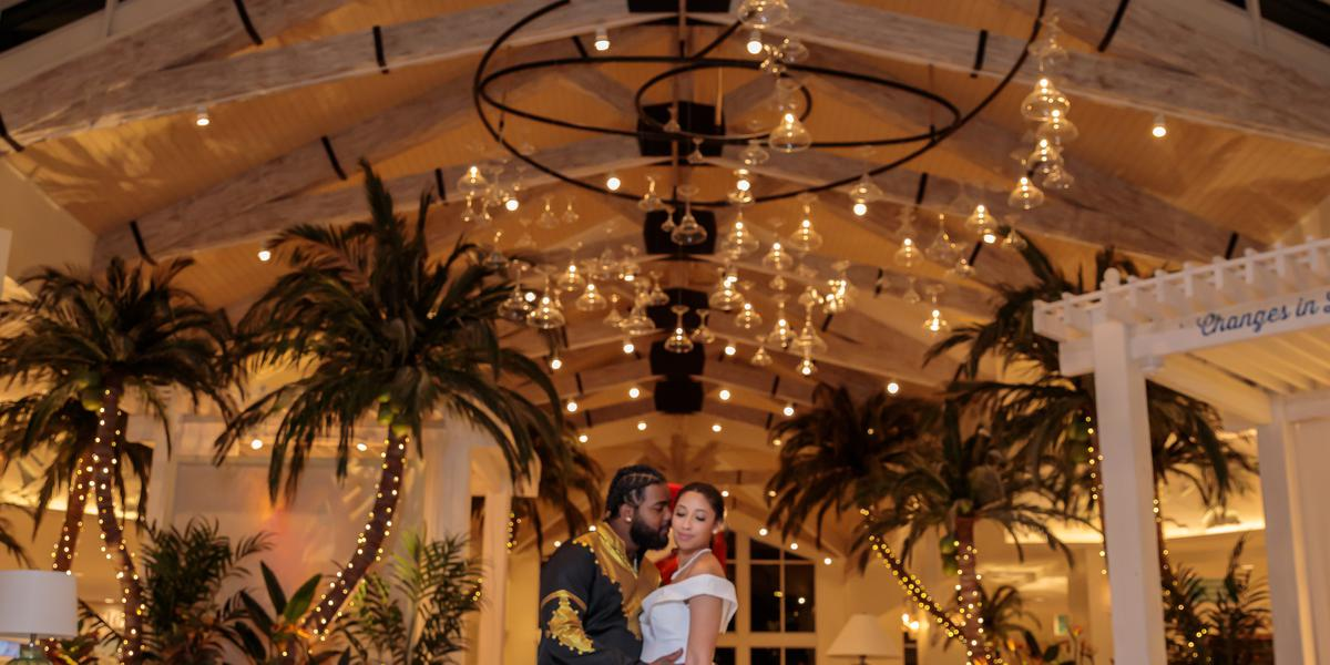 Margaritaville Resort Orlando wedding Orlando