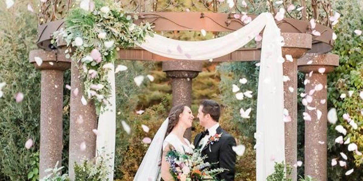 Oak Hills Reception & Event Center wedding Salt Lake City