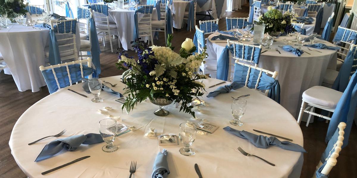 Walden Country Club wedding Annapolis