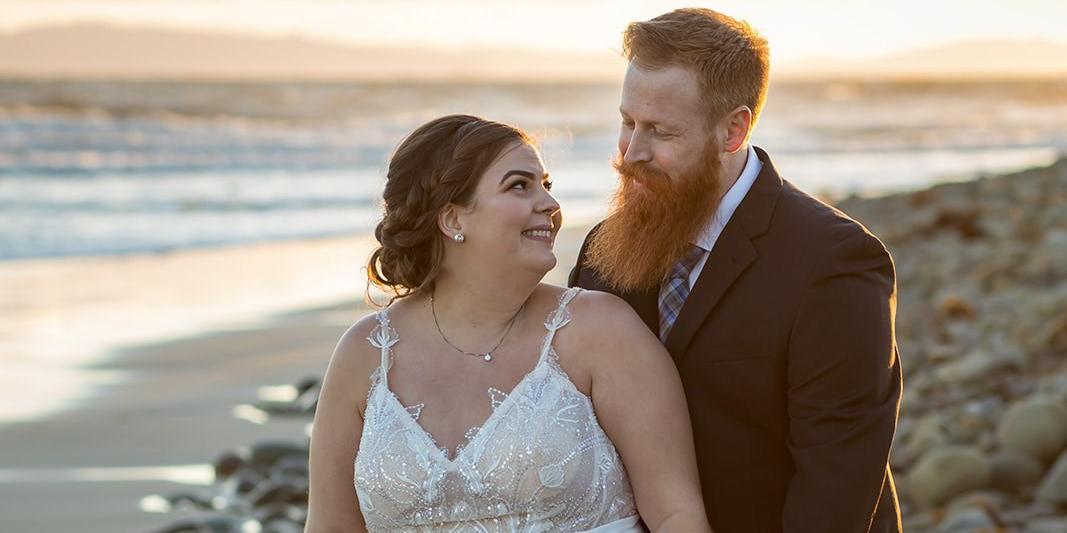 Crowne Plaza Hotel Ventura Beach wedding Santa Barbara