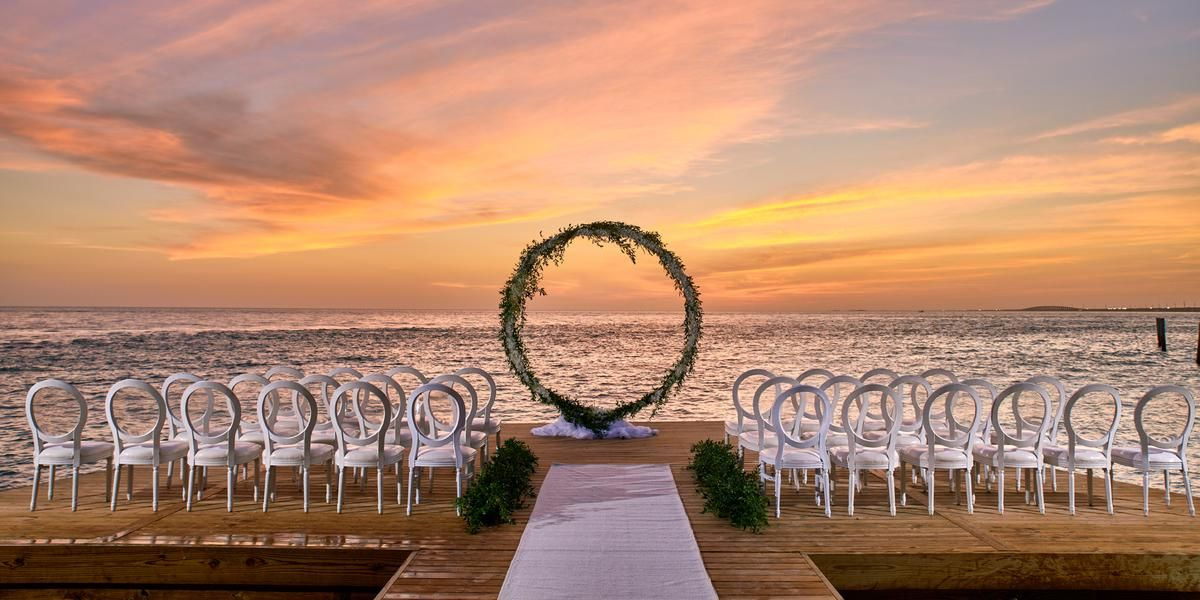 Isla Bella Beach Resort wedding Florida Keys