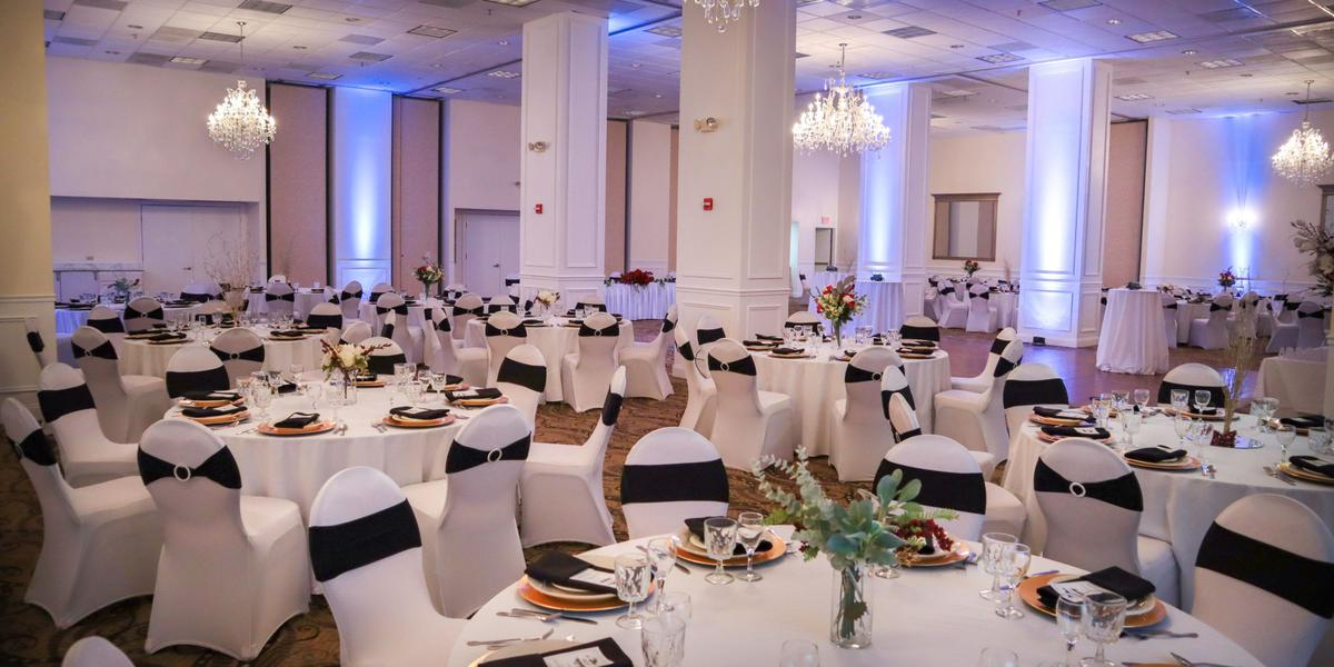 The Boundary Ballroom wedding Chicago