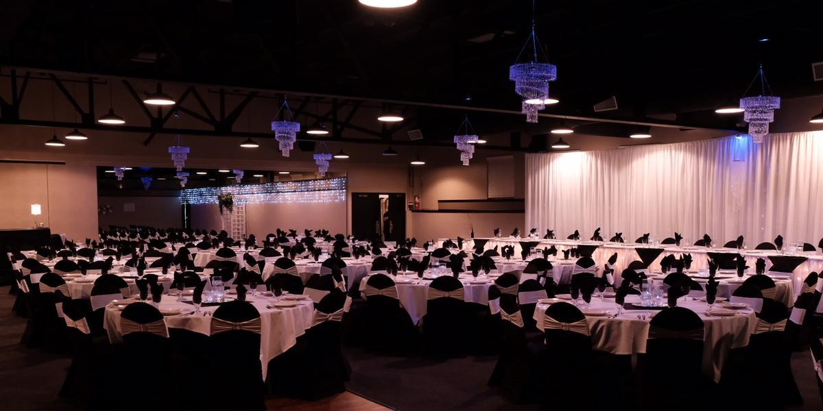 Grandville Banquet Center wedding Grand Rapids