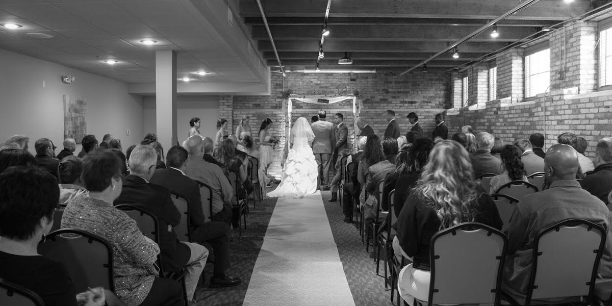 The Waddell Center wedding Grand Rapids