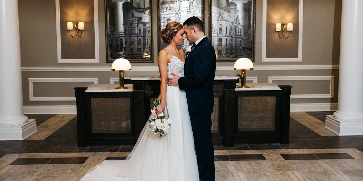 Hancock Hotel wedding Toledo