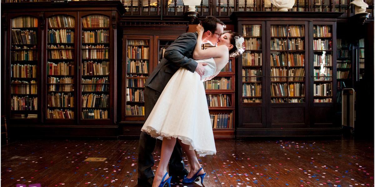 The German Society of Pennsylvania wedding Philadelphia