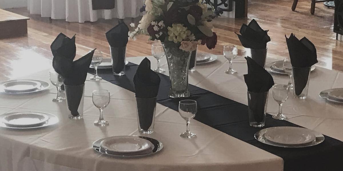 Ballroom at Windsor - McCarthy Tree Farm wedding Delaware